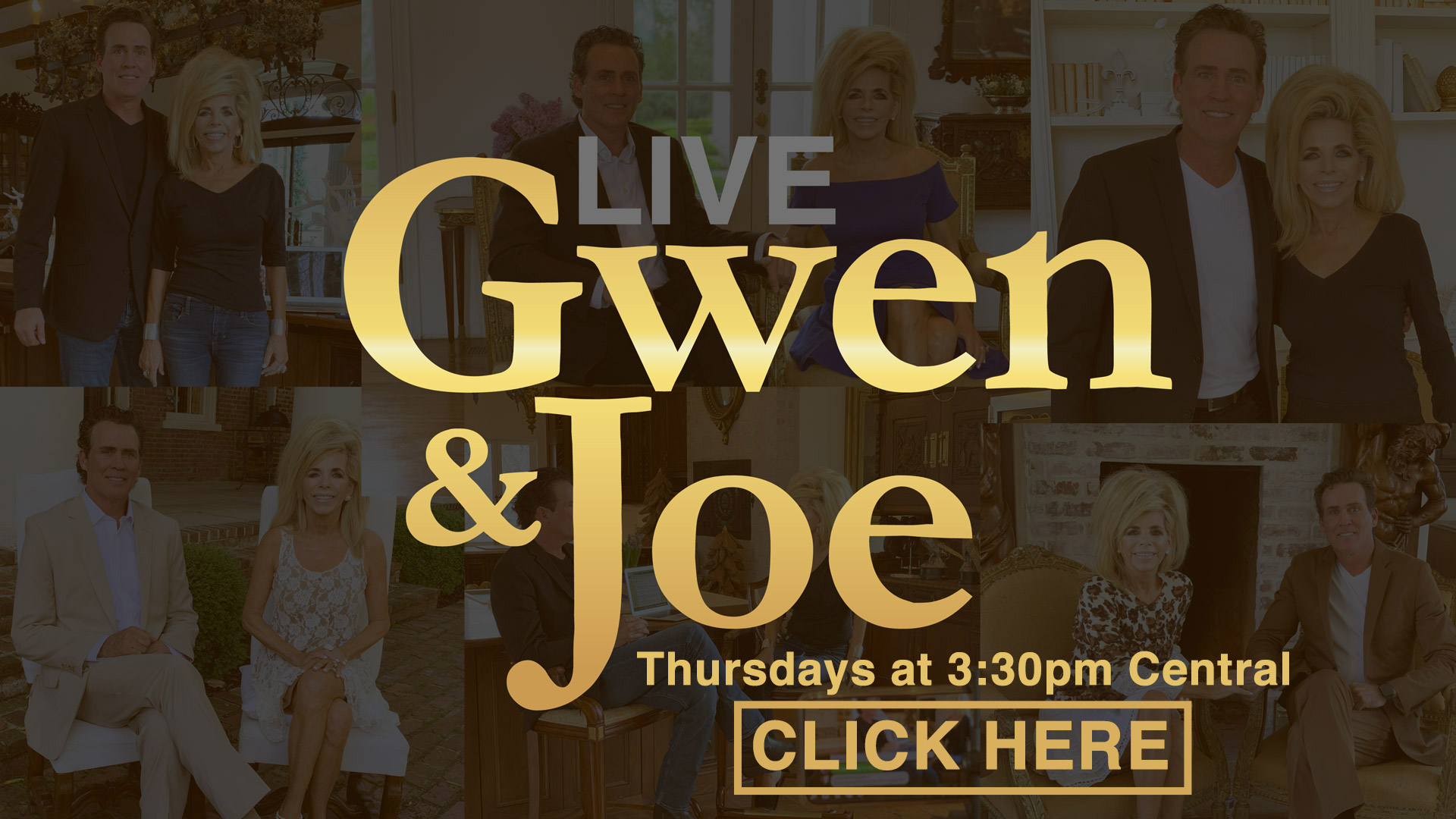 Live with Gwen and Joe Logo